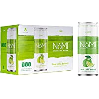 NoMI Lime Sparkling Water, 12 fl. oz.