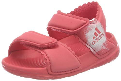 Adidas Unisex Baby Altaswim G I Sandalen, Rosa (Corpnk/Ftwwht/Ftwwht Ba7868), 24 EU