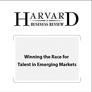 Winning the Race for Talent in Emerging Markets (Harvard Business Review)                   By:                                                                                                                                 Douglas A. Ready,                                                                                        Linda A. Hill,                                                                                        Jay A. Conger,                   and others                          Narrated by:                                                                                                                                 Todd Mundt                      Length: 27 mins     3 ratings     Overall 4.0