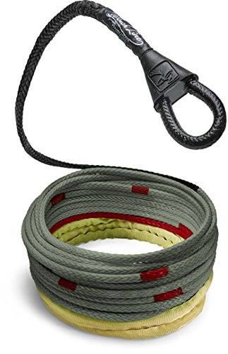 Bubba Rope Synthetic Winch Line (3/8' x 100 FT - Renegade Green)