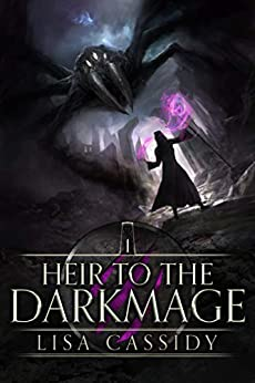 Heir to the Darkmage by [Lisa Cassidy]