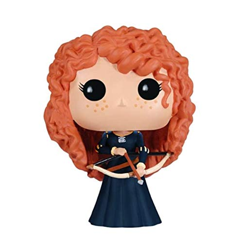 KYYT Pop! Animation: Brave - Merida Classic Vinyl Bobblehead 3.9'' for Funko