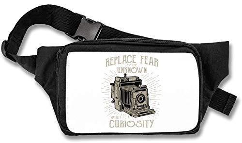 Replace Fear of The Unknow with Curiusity Old School Camera heuptas