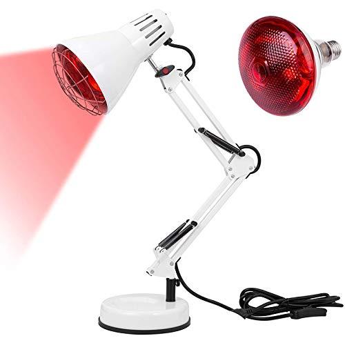 NUB Lámpara De Tratamiento De Luz Roja Instrumento De Tratamiento De Luz Infrarroja LED Utilizado para El Antienvejecimiento De La Piel Alivia La Recuperación Muscular