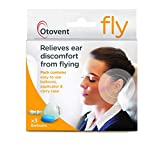 Otovent Fly Autoinflation Device - Ear Pressure Relief for Flying and Travel