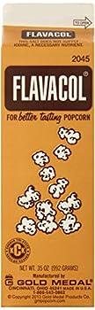 Gold Medal Prod 2045 Flavacol Seasoning Popcorn Salt 35oz.