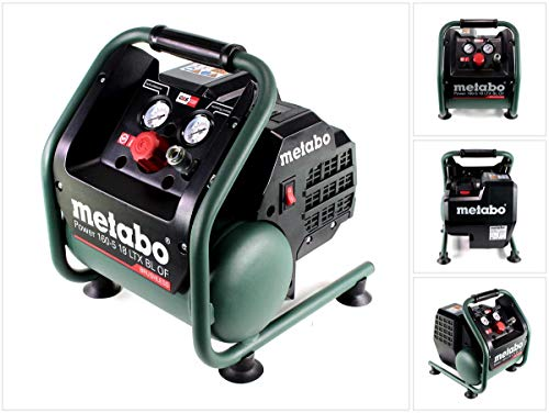 Metabo Akku-Kompressor Power 160-5 18 LTX BL OF Karton 18V x + ―