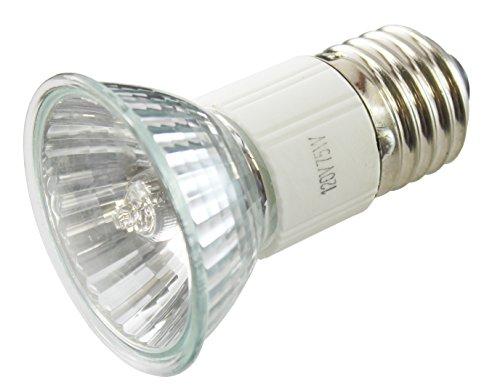 Hikari 00373 - JDR9737ALUP 120V/75W E27 BASE ALUM REFLECTOR MR16 Halogen Light Bulb