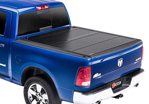 "BAK BAKFlip G2 Hard Folding Truck Bed Tonneau Cover   226203   Fits 2002-20 Dodge Ram, 19 CLA 1500 only, 2019: 2500-3500 only 6'4"" Bed"