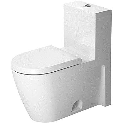 Duravit 2133010005 Toilet Starck 2, 1-Piece