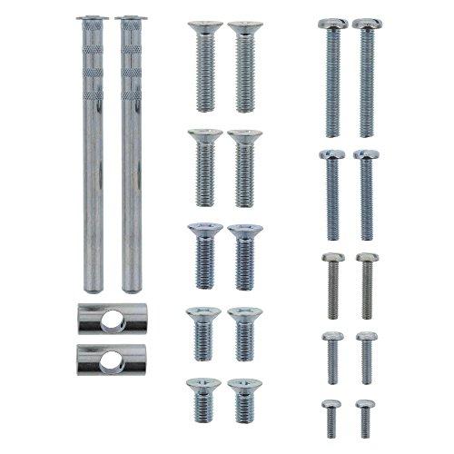 BURG-WÄCHTER Montageanker für VdS-geprüfte Fensterschlösser und Türsicherungen, MA 99 DUO SB