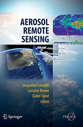 Aerosol Remote Sensing