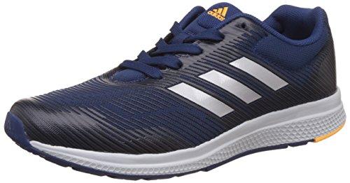 adidas Mana Bounce 2 j - Zapatillas de deportepara niños, Azul - (Azumis/Plamet/Dorsol), -4