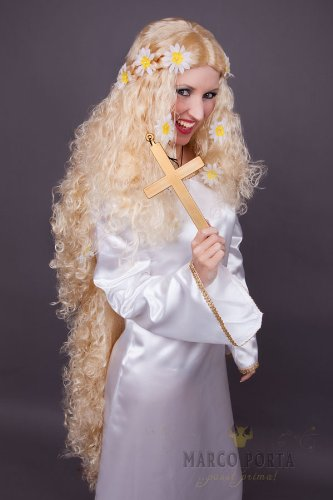 Sissi Perücke blond Kaiserin Österreich Perücken Sisi