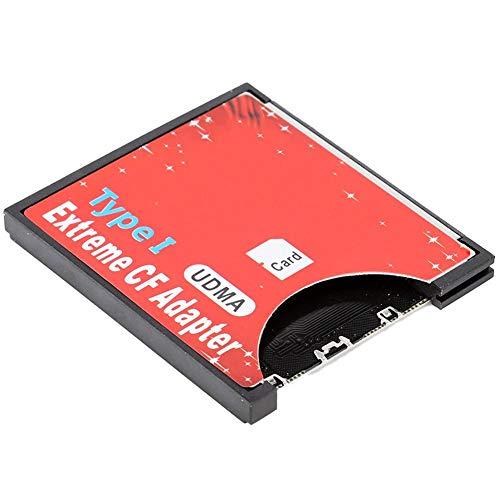 Wendry Adaptador de Tarjeta SD CF, Tarjeta de Memoria WiFi a Lector de Tarjetas Compact Flash,Compatible con la Mayoría de la Tarjeta...