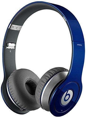 Beats by Dr. Dre Wireless On-Ear Kopfhörer Kabellos - Blau