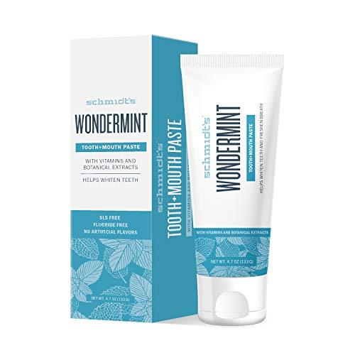 Schmidt's - Pasta Dental Wondermint Vegana - 100 ml
