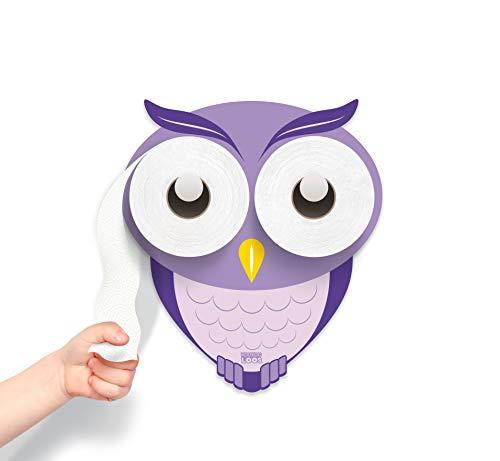 KooKooHoot - Toilet Paper Holder