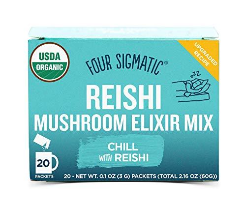 Four Sigmatic Reishi Mushroom Elixier Mix (20 Bags)