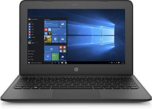 HP La Corriente 11 Pro G4 (3DN40EA # Abu) 11.6' portátil Procesador Intel Celeron N3450, 4 GB de RAM, 64 GB de Almacenamiento, Pantalla HD, HDMI, USB 3.1, Windows 10 S