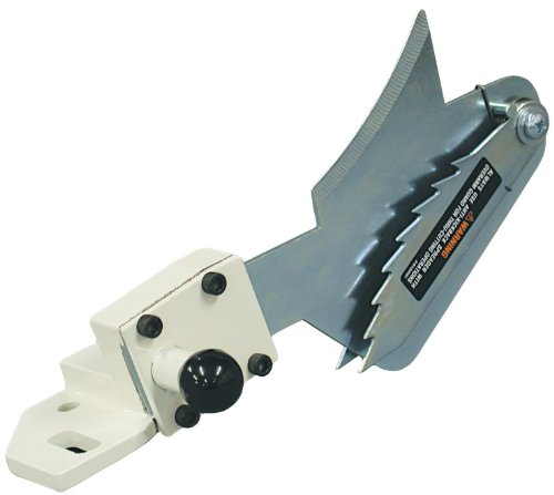 Biesemeyer 78 431 t square anti kickback snap in spreader for delta left tilt unisaw table saw Table saw splitter