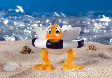 Planschy der Nichtschwimmer Speedy & Friends Eierbecher