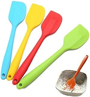 5 piezas, antiadherente, para cocinar, hornear, reposter/ía, herramientas de utensilios de cocina Jechery Esp/átula de silicona