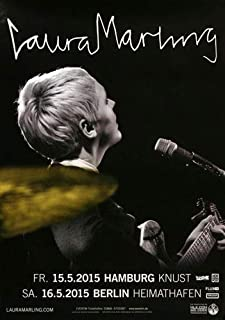 Laura Marling - Short Movie 2015 - Poster, Concertposter, Concert