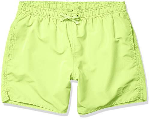 Emporio Armani EA7 Men's Sea World Beachwear Core 1m Boxer, neon Yellow, 54