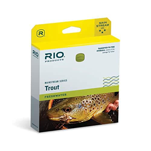 Rio Products Fly Fishing - Mainstream Trout Freshwater Fly Line