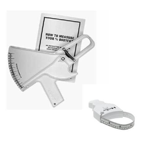 Why Choose Slim Guide Skinfold Caliper in White with MT05 MyoTape Body Tape Measure