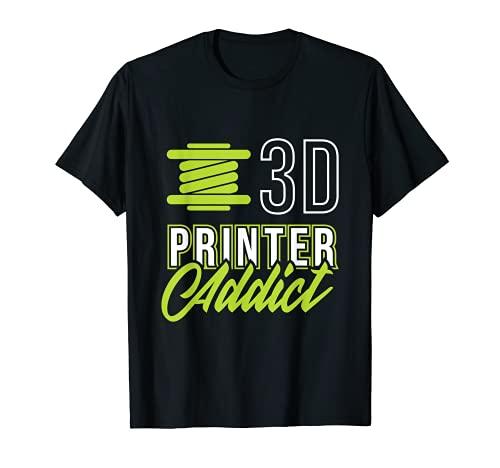 3D-Printing Icon G28 CNC Maker 3D-Scan 3D-Drucker T-Shirt T-Shirt