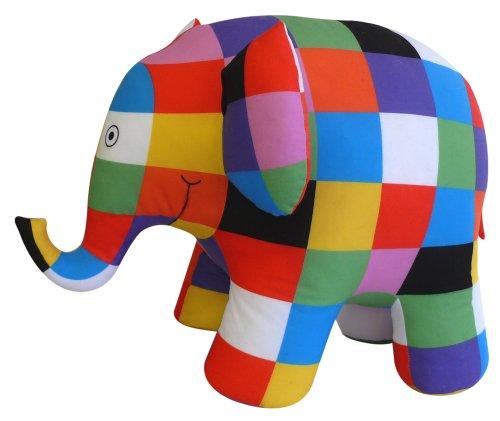 Jemini Stofftier Elmar Elefant - 40 cm