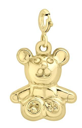 Carissima Gold Damen Charms 9 Karat (375) Gelbgold 1.62.9023
