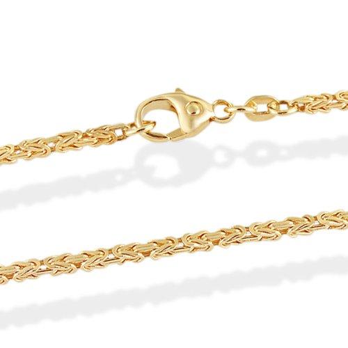 Goldmaid Unisex-Kette Königskette