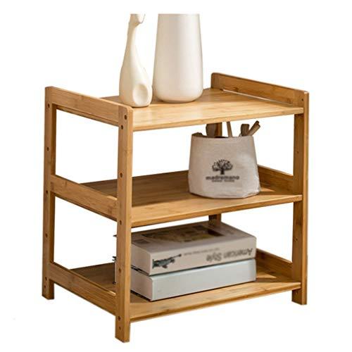 YULAN Salon Amovible Côté Armoire Canapé d'angle Petite Table Basse Table de Chevet Nordic Mini Table d'appoint Simple et Moderne (Size : 55X38X50cm)