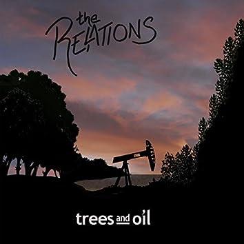 Trees & Oil