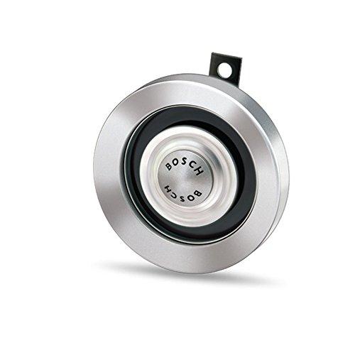 Bosch F002H50911 SUV Europa Horns-Set of 2 (12V, 300/375 Hz, 112-120 dB)