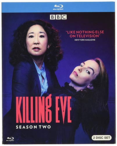 Killing Eve: Season Two (2 Blu-Ray) [Edizione: Stati Uniti]...