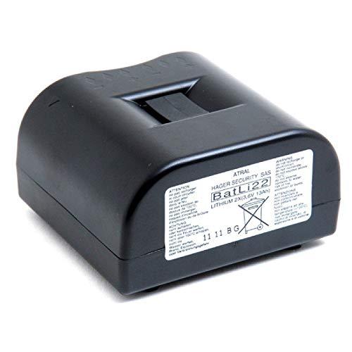 Daitem BATLI22 Akku Batterie Alarmsystem DAITEM 3.6V 13Ah aus 2016, gebraucht OK