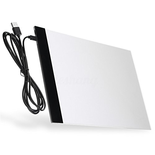 10 Papier A3 Super d/ünne LED Drawing Copy Tracing Light Box Track Light LED A3 Light Box Display Pad Zeichenbrett Schablone Artist Art Tracing Tatto Table