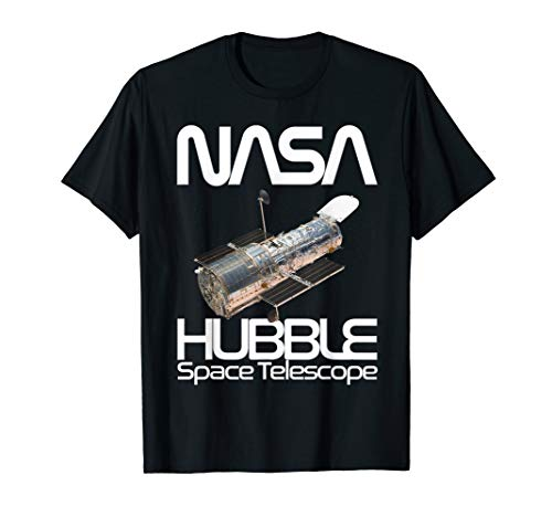 NASA Hubble Telescope Outer Space Exploration T-Shirt