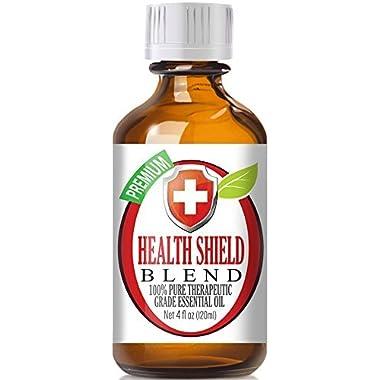 Best Health Shield Oil - 100% Pure Health Shield Essential Oil - 120ml