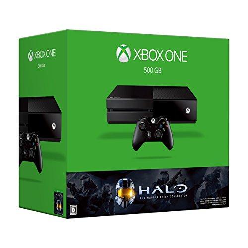 Xbox One 500GB (Halo: The Master Chief Collection 同梱版) 5C6-00098