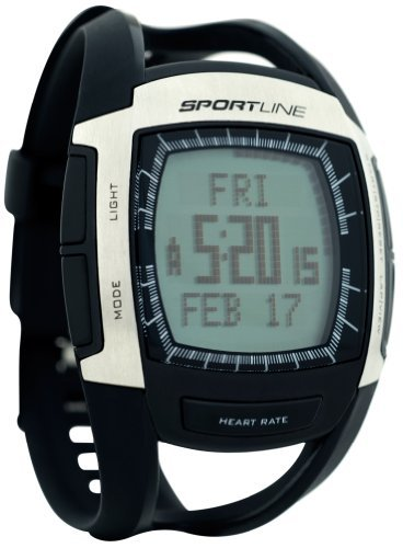 Sport line 670 Cardio Connect Men's Heart Rate by Sportline