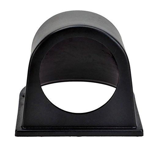 E Support 52mm Schwarz Universal Halter Gauge Halterung Bracket Instrumentenhalter