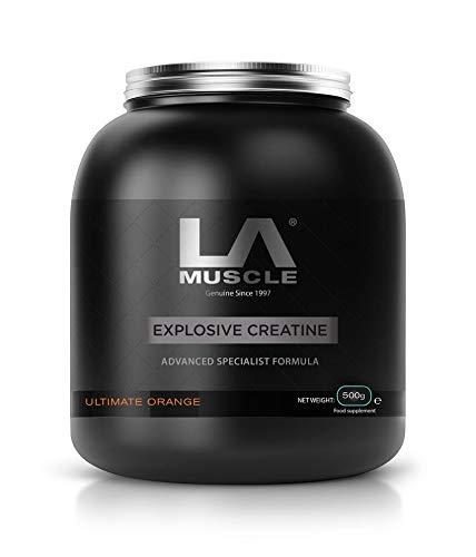 LA Muscle Explosive Creatine