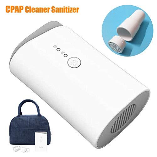 Cpap Cleaner Desinfektionsmittel-Kit-Ozon-Sterilisator mit Filter für die Reinigung von Schlafluftschläuchen und Cpap-Maschine