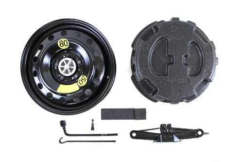 Genuine Hyundai Accessories 09100-4R999 Spare Tire Kit for Hyundai Sonata Hybrid