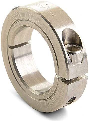 Regular store Product Ruland Manufacturing Shaft Collar Clamp Pa SS 303 17mm 1Pc